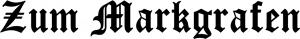 Zum Markgrafen Logo